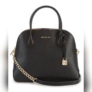 Michael Kors Large Mercer Dome handbag chain purse